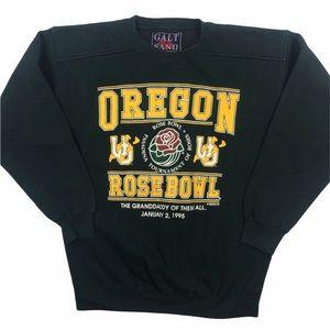 Vintage 1995 Oregon ducks crewneck